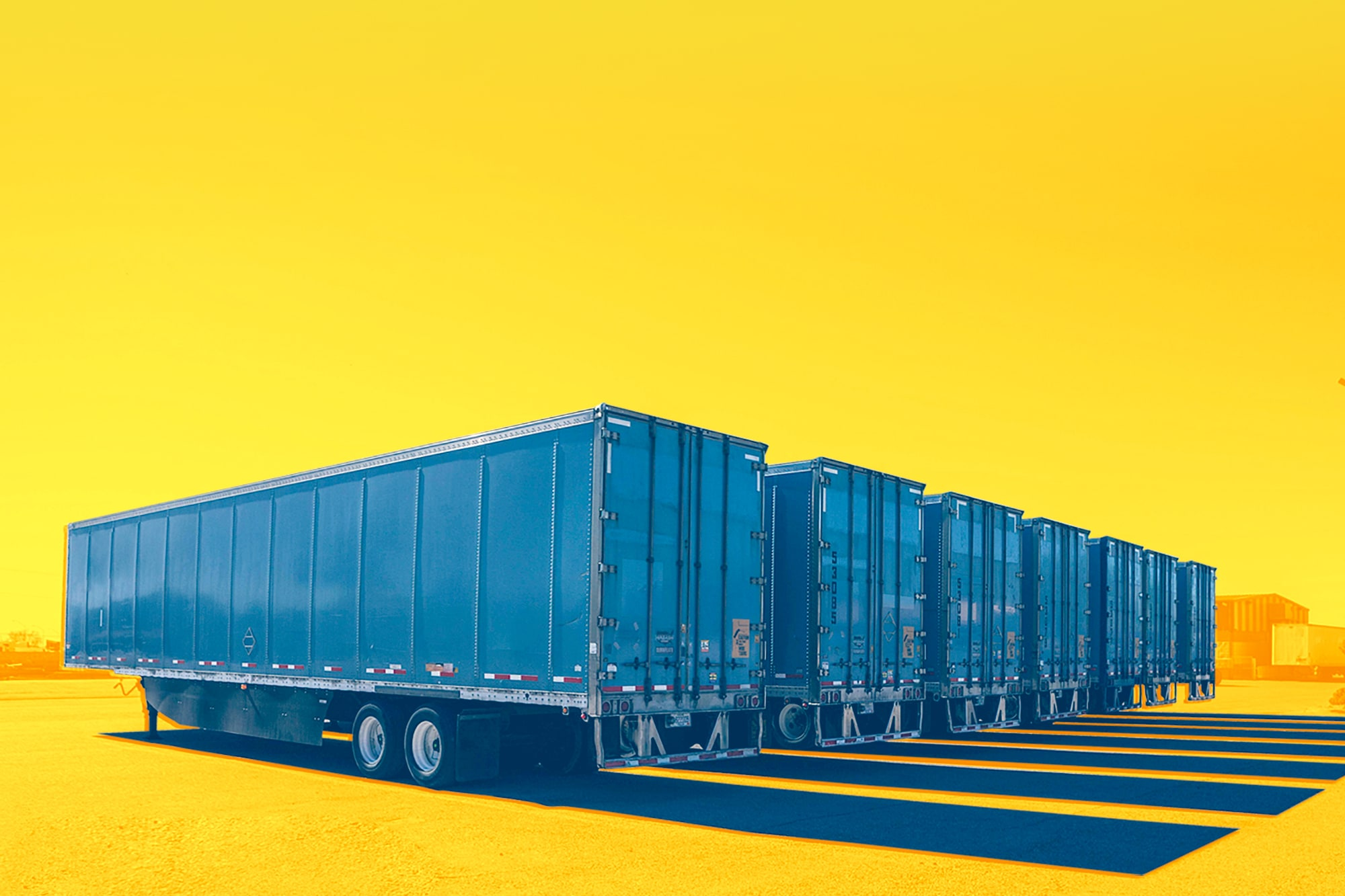 Move Faster with El Paso Trailer Leasing